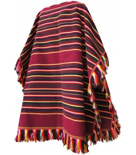 Traditioneller Tarabuco Poncho