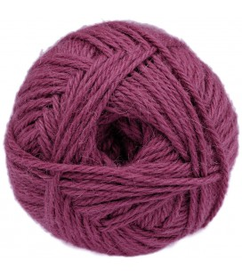 Antique Fuchsia - Bulky - Lama/Wolle - 100 gr./163 mt.